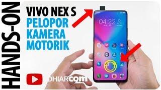 VIVO NEX S, Pelopor Kamera Motorik & Fingerprint dibawah layar