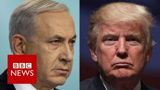 Netanyahu and Trump  What are their key priorities? BBC News