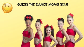 DANCE MOMS STARS GUESS THEM BY THEIR BABY PICTURES
