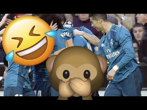 Momentos Divertidos de Cristiano Ronaldo y Marcelo - Funny Moments CR7 y Marcelo