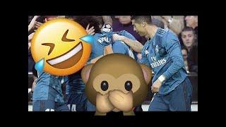 Momentos Divertidos De Cristiano Ronaldo Y Marcelo   Funny Moments CR7 Y Marcelo
