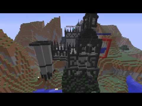 Minecraft - Mortrand [Evil Fortress] | Doovi