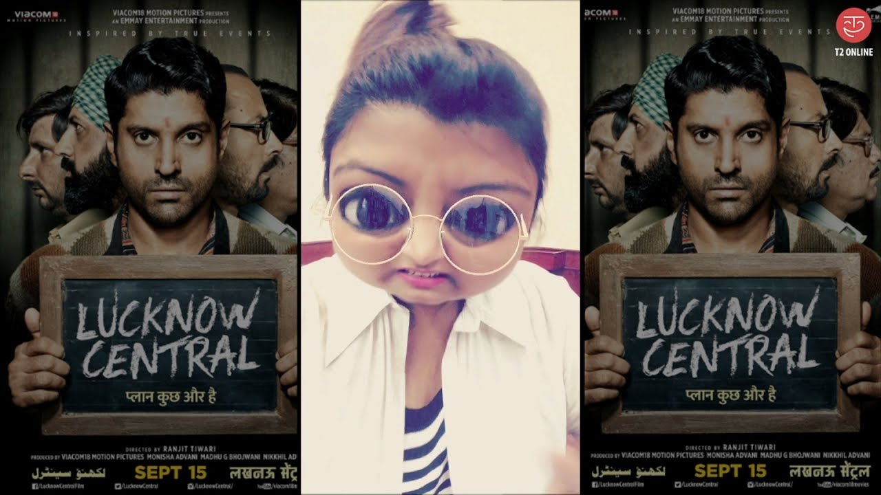 Lucknow Central: Face Swap Review