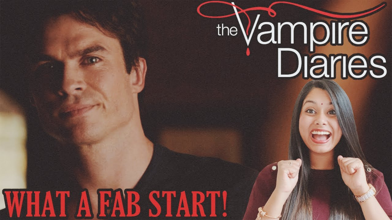 The Vampire Diaries 5x1 ~ ''I Know What You Did Last Summer'' ~ Reaction