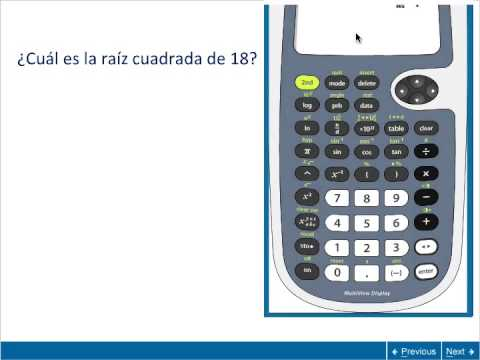 How to use the ti30xs multiview calculator for the 2018 ged test.