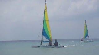 Catamaran fail