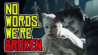The CATS Movie Trailer BROKE US! It's Creepy AF!
