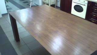 Стол из искусственного камня на кухне: обеденный круглый стол для кухни, отзывы, раздвижные, фото, видео, как установить своими руками, как выбрать