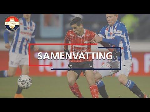 Samenvatting SC Heerenveen - Willem II