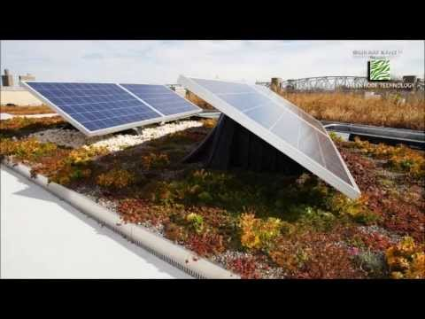 Typical Questions about the Solar Garden Roof