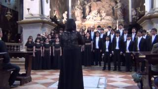 CUCC sings Deus in adjutorium meum by Benjamin Britten