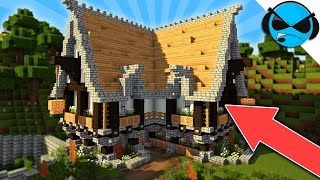 Minecraft: How To Build A Medieval Fantasy House Easy Tutorial YouTube