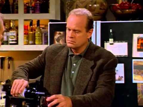 Frasier - Niles Acting Jewish