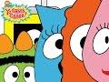 Yo Gabba Gabba Magic Word Adventure   Nick Jr Game For Kids