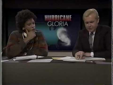Hurricane Gloria coverage 1