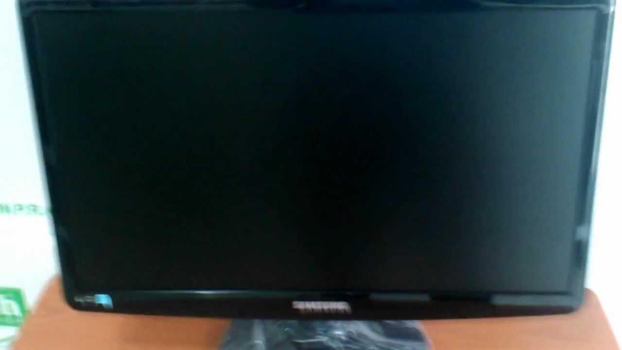 Solved Samsung SyncMaster sa LCD monitor driver for Windows XP