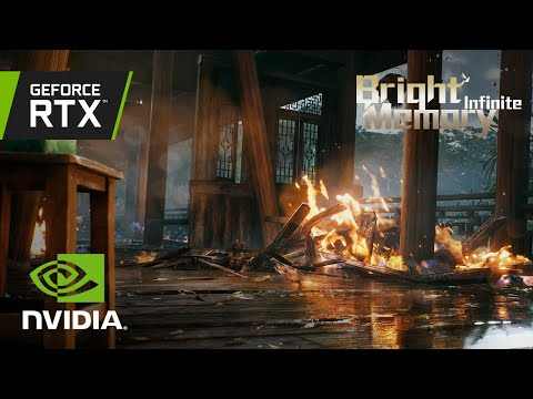 Bright Memory: Infinite   Exclusive RTX Gameplay Reveal Trailer