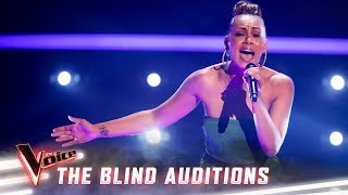 The Blinds: Prinnie Stevens sings 'When Love Takes Over' | The Voice Australia Season 8