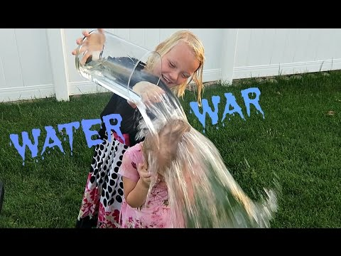 💦WATER WAR CHALLENGE💦 SHOUT OUTS!!!