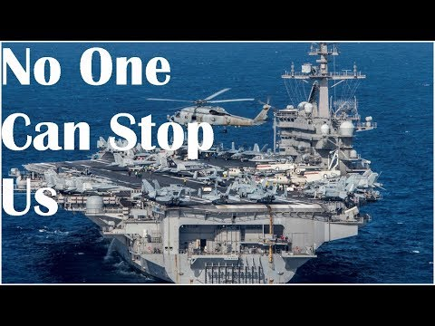 Five Reasons U.S. Aircraft Carriers Are Nearly Impossible To