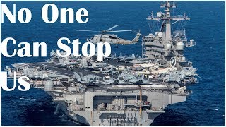 Five Reasons U.S. Aircraft Carriers Are Nearly Impossible To Sink thumbnail