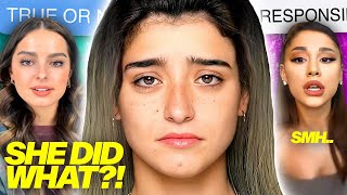 Dixie D'amelio GETS DRAGGED For SHADING Ariana Grande?! Addison & Bryce NOT DATING?! Kalani BACKLASH