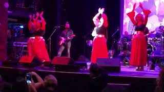 Persian Dance to Hesseh Jadid by Andy, Aftab Dance Group