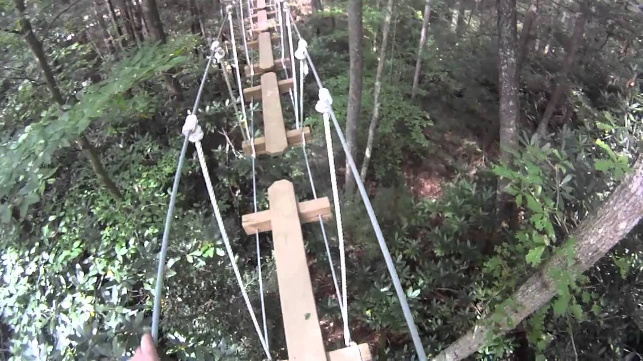 2012 New River Gorge Wv Gopro Zip Line Ace Adventures Part 2 Youtube