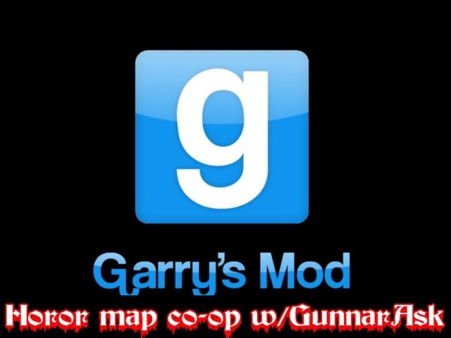IT'S SO QUICK!!! - Gmod horor map co-op w/GunnarAsk (Bahasa Indonesia) Travel Video