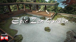 Epic Zen Garden - Unreal Engine 4 - iOS 8 Metal Support - iPad Mini Retina Gameplay