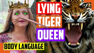 Does Body Language Prove Carole Baskin Fed Her Husband To Her Tigers? – Tiger King