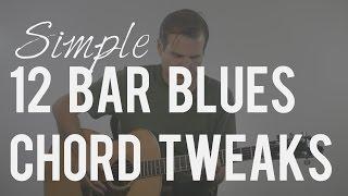 Tweaking the Standard 12 Bar Blues Chord Progression | TB072