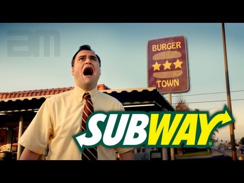 Subway Commercial Feat. My Orchestral Music Track Excelsior