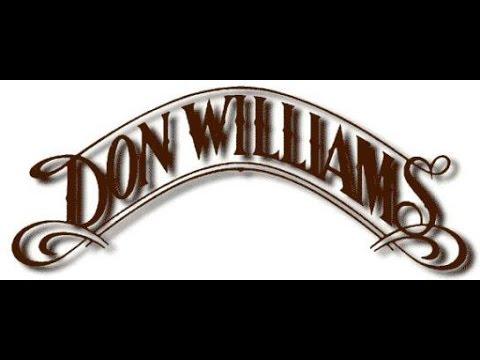 Don Williams - I Believe In You (Lyrics on screen)