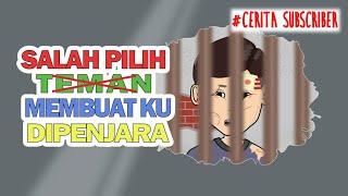 Download Mp3 Kisah Kelam Dibalik Jeruji Besi - Kisah Nyata - Kopat Kapit Animation - Cerita S
