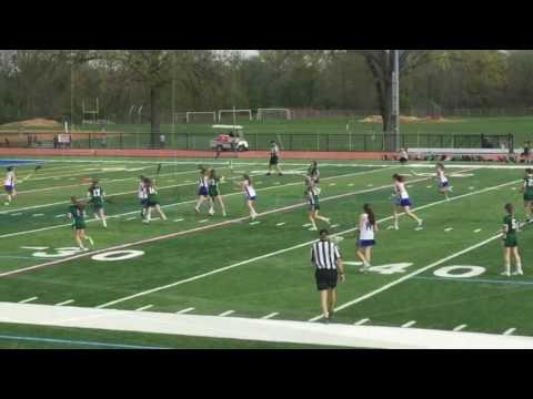 Maddie Colledge -Lacrosse Highlights (Villa Walsh Academy vs  Millburn High School)