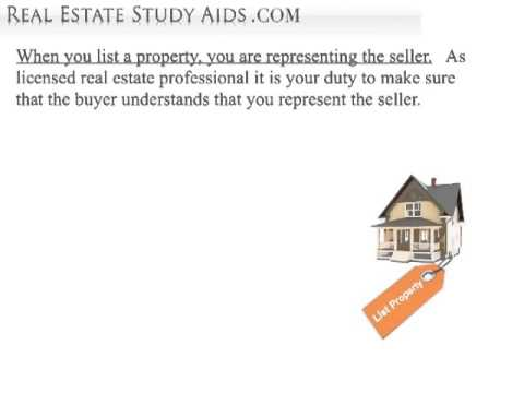 Agency - Real Estate Exam