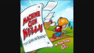 MGK-Cant Stop Me 100 Words and Running Mixtape   Machine Gun Kelly YouTube Videos