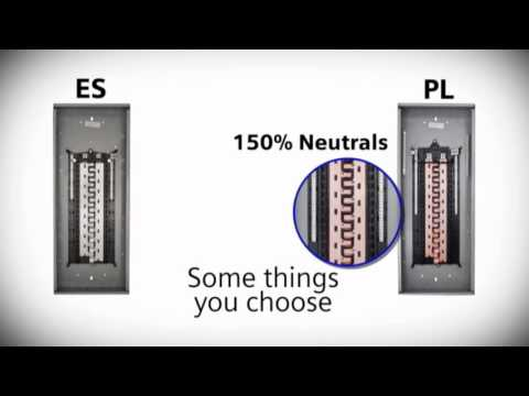 hqdefault es and pl series load center(tm) video get what you want in a siemens load center wiring diagrams at gsmportal.co