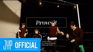 [GOT the Stage] 3. Prove It MP3