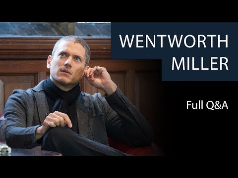 Wentworth Miller  Full Q&A  Oxford Union