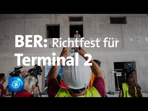 Flughafen Berlin-Brandenburg: Neues Terminal Soll Pünktlich Fertig Werden