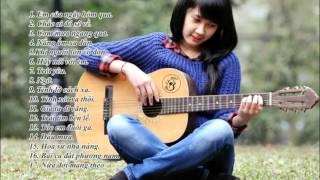 (FULL)Tuyển tập nhạc trẻ guitar solo hay nhất (Guitar Cover Acoustic)