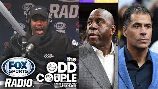 Rob Parker - Magic Johnson Betrayed The Lakers and Should Be Banned