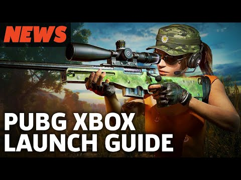 PUBG On Xbox One: All The Launch Details! - GS News Roundup