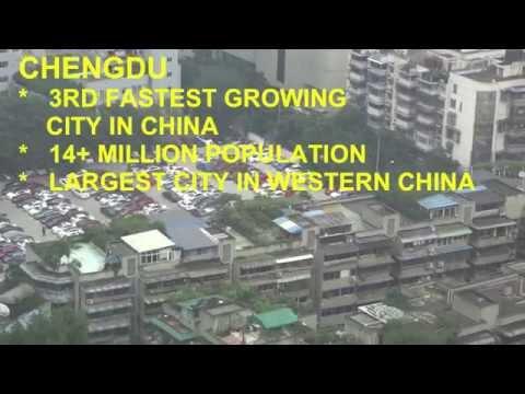 "CHINA'S MYSTERY MEGA-CITY CHENGDU, ""2014 SOLOAROUNDWORLD IN 25 DAYS"", PAUL HODGE, Ch 108"