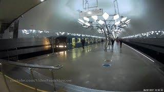 Метро Тропарёво, вход на станцию 08.07.2017
