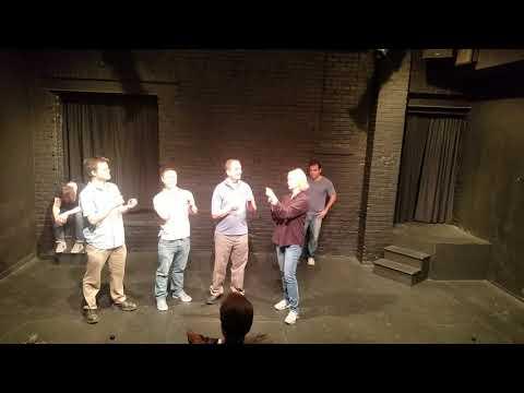 Community Sauna - Space Jump @ Three's Comedy 2/21/2018