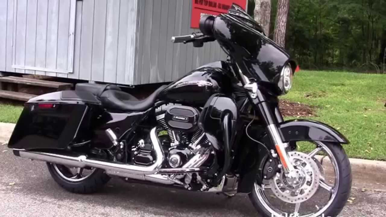 New 2015 harley davidson cvo street glide motorcycles for sale youtube