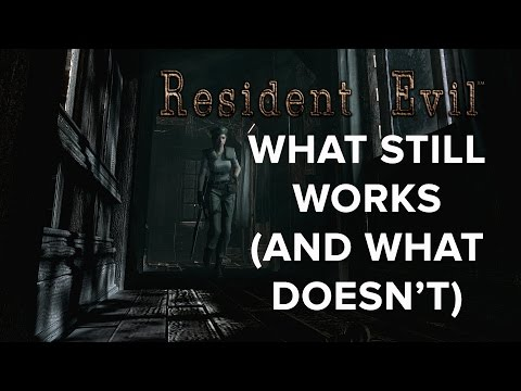Resident Evil HD: what still works and what doesn't - Eurogamer